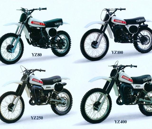 1979 Yamaha Yz And Tz Brochure 2 By Tony Blazier