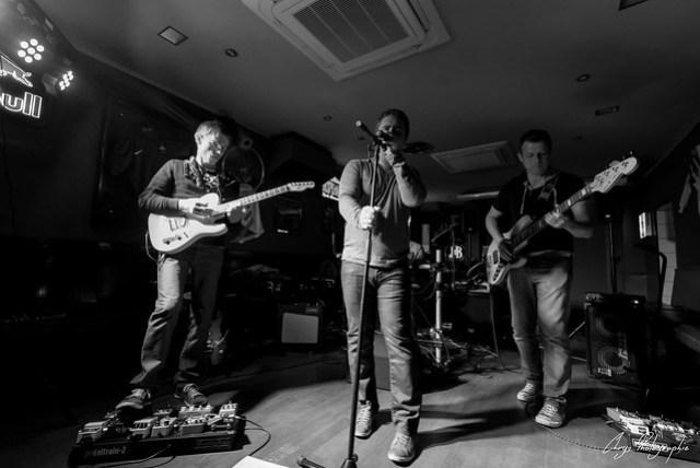 Black Sun en concert au Sport's Café à Colmar