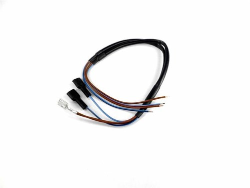 Rear Turn Signal Harness (Source: MAX BMW)