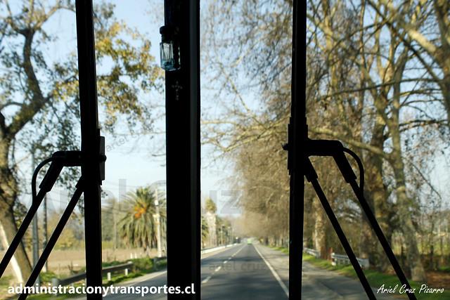 Carretera de la Ruta / Ruta CH66