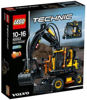 LEGO Technic 42053 box