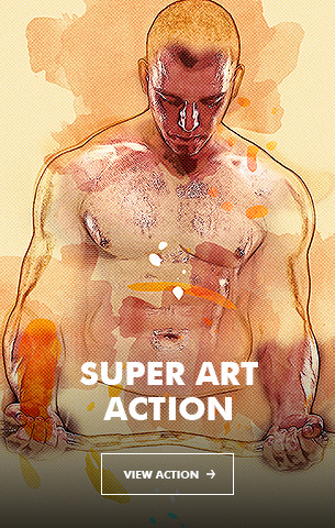 Painting Art - Painting Photoshop Action - 18