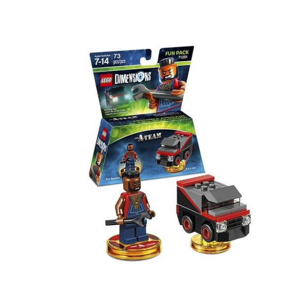 LEGO Dimensions A-Team