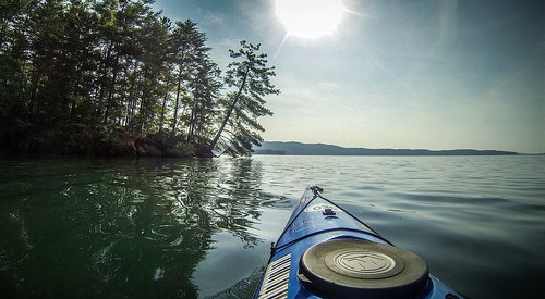 Lake Jocassee Kayaking-35
