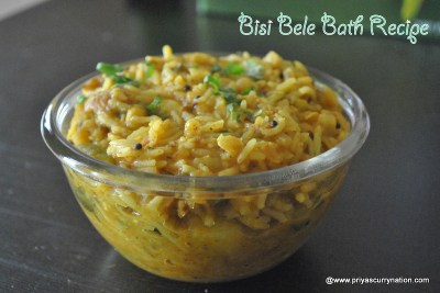 Bosi-bele-bath-recipe