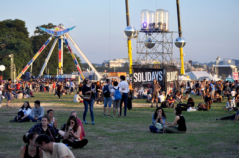 Solidays 2016