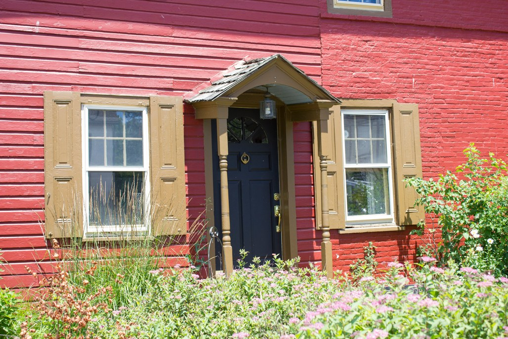 unionville-red-house