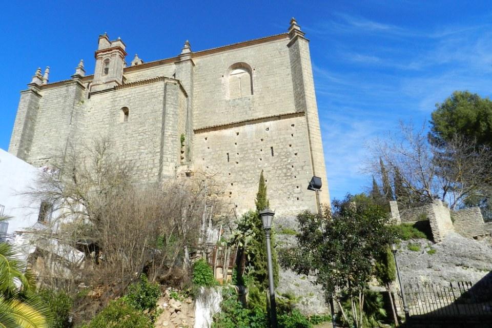 Iglesia del Espiritu Santo Ronda Malaga 02