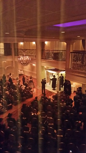 Orthodox wedding, Boro Park
