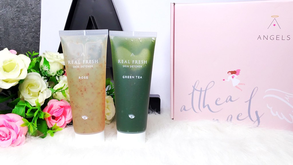 The newest beauty ritual from Althea x Get It Beauty; The Real Fresh Skin Detoxer