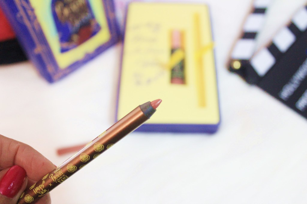 Happy Skin X Disney Beauty and the Beast Lip Liner