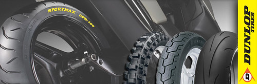 Main type of motorcycle tires