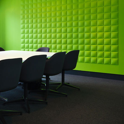 Our Cubes Design Brings A Nice 3d Effect On The Walls In