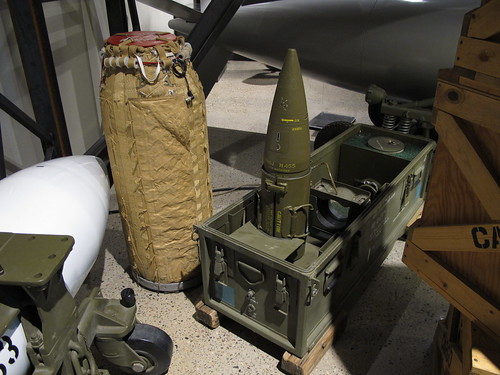 M454 M455 Artillery Fired Atomic Projectile AFAP Flickr