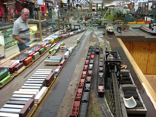 Medina Railroad Museum HO Scale Model Train Layout 12