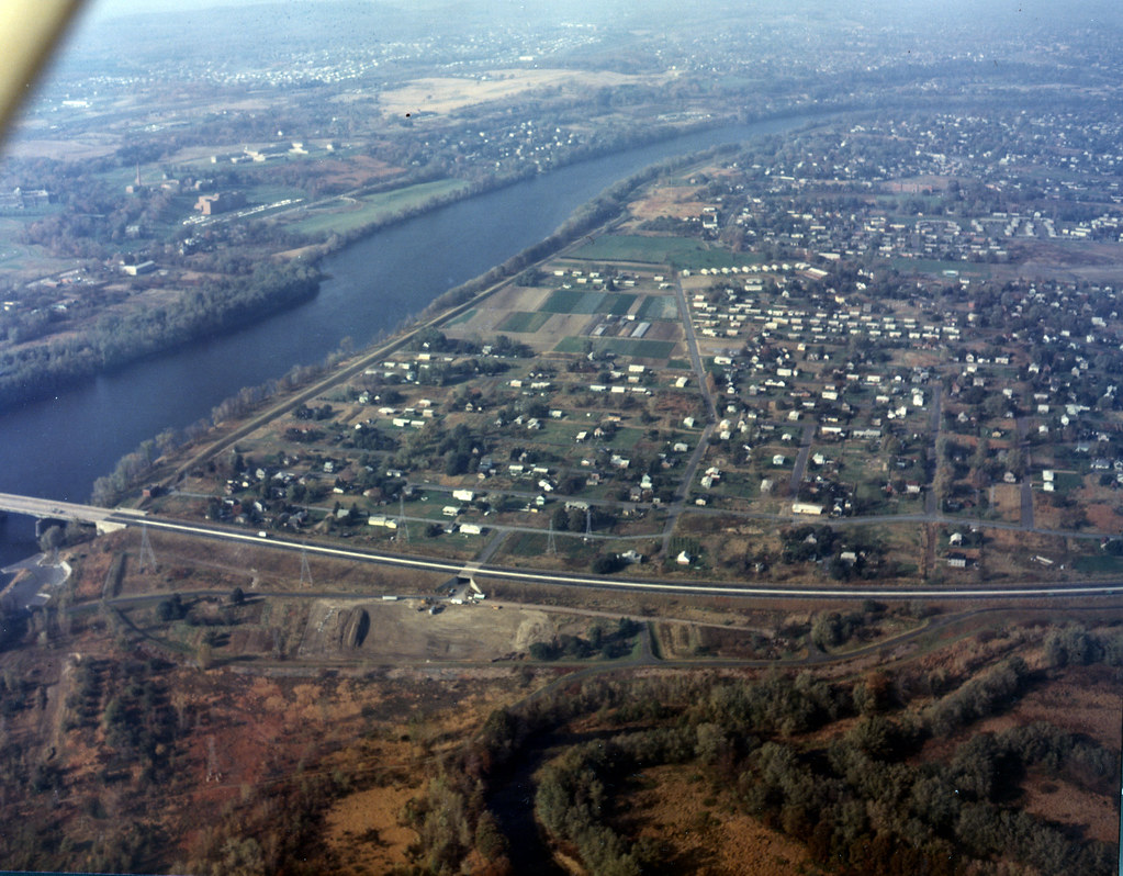 Chicopee Falls LPP Chicopee MA Aerial View Of Chicopee