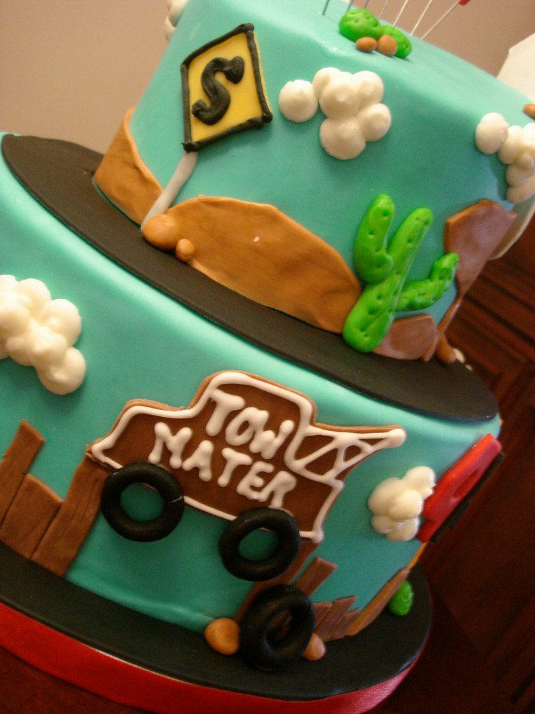 Route 66 Birthday Cake See This And More Custom Cakes