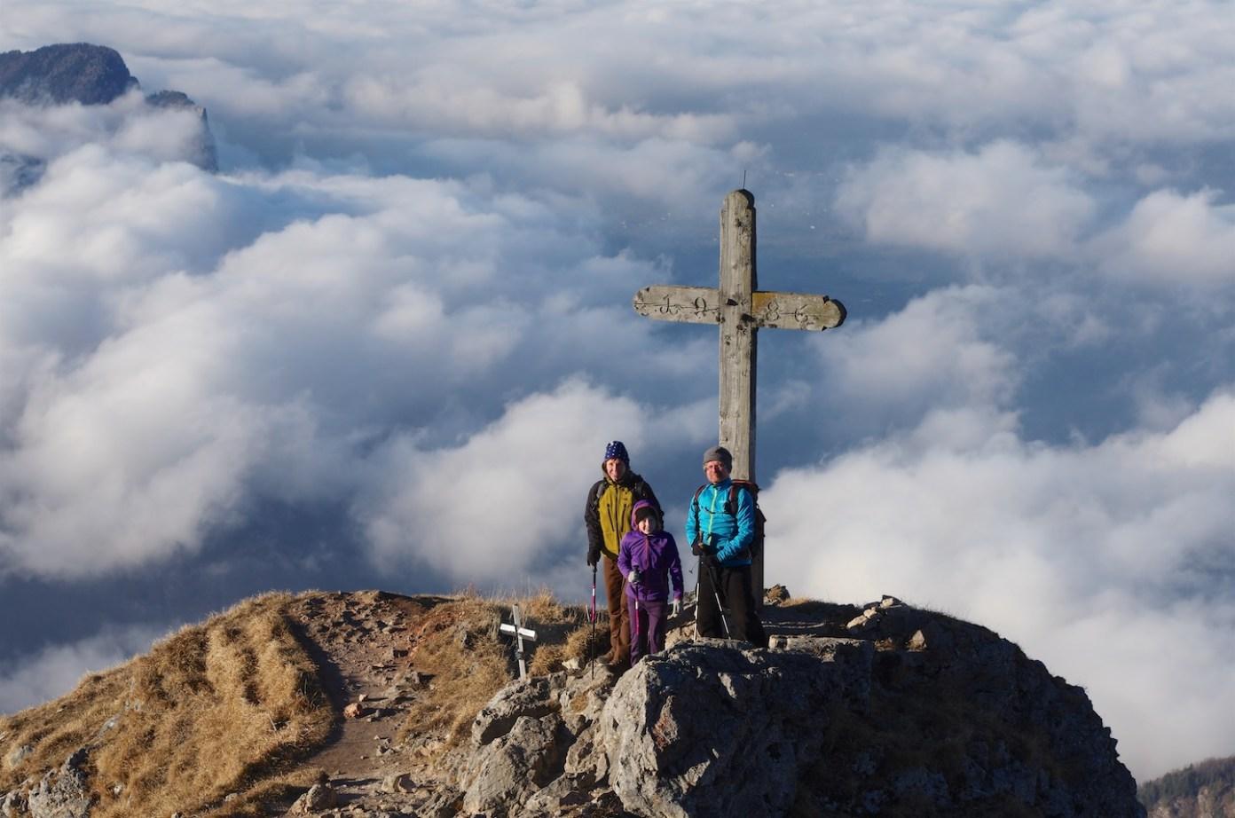 Maňáskovi u kříže poblíž Himmelspforte