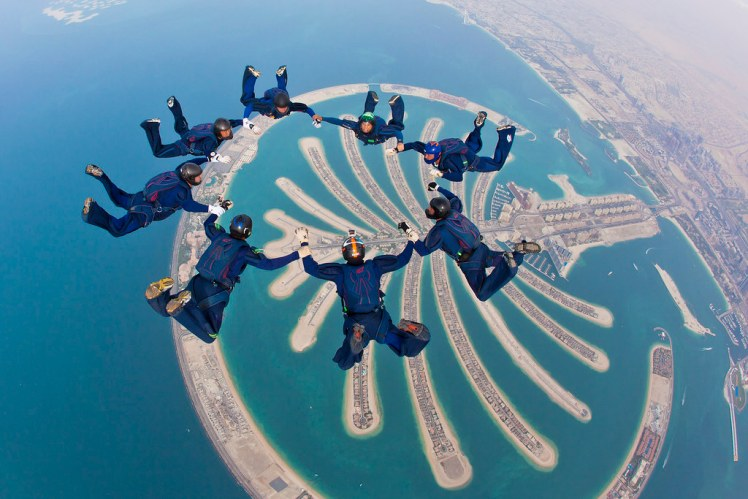 Image result for skydive dubai