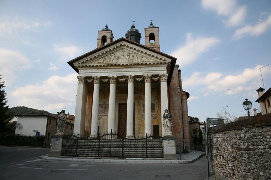 Tempietto di Villa Barbaro - Andrea Palladio
