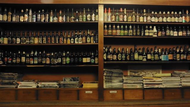 Dónde beber y gastronomía en Turku (Finlandia) - Cervecería Nueva Farmacia (Nya Apoteket).