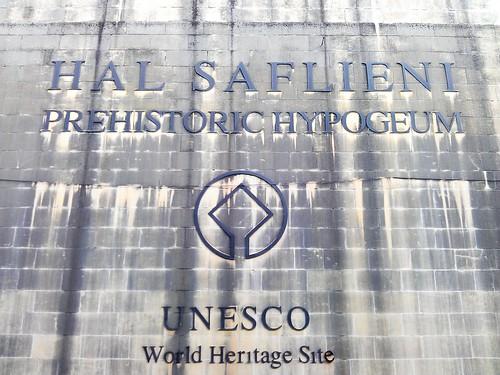 Patrimonio de la Humanidad en Europa y América del Norte. Malta. Hipogeo de Hal Saflieni.