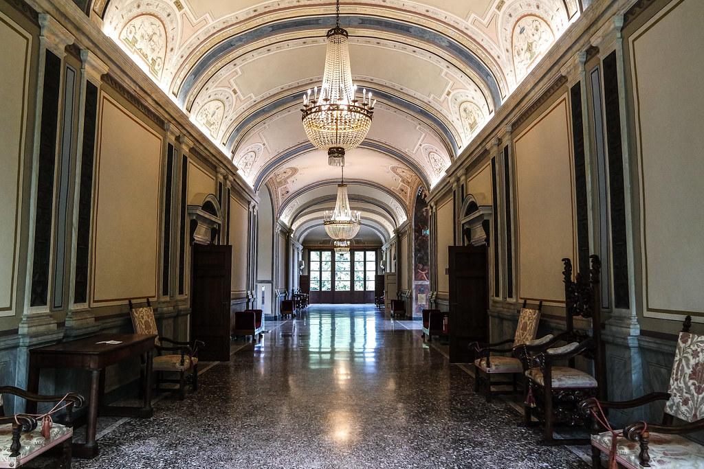 Galleria (Villa Carlotta)