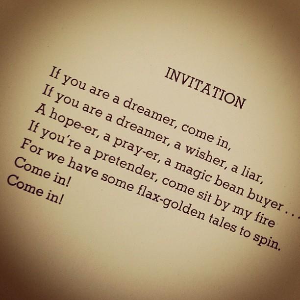 How Create Invitation