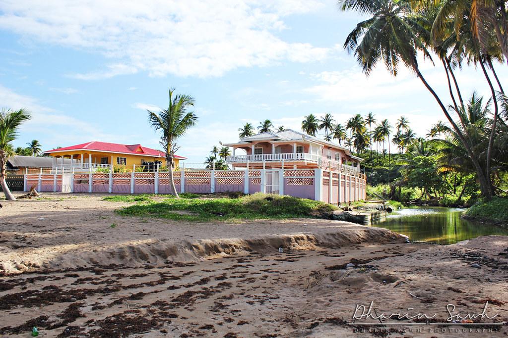 Beach Houses Pool Rent Trinidad