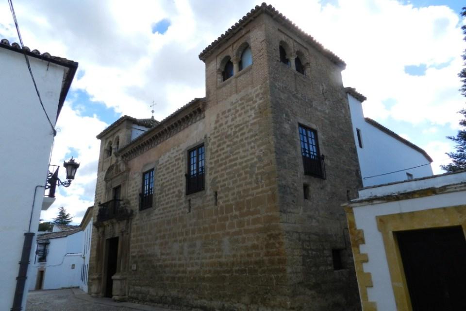 Fachada Museo Municipal Palacio Mondragon Ronda Malaga 02