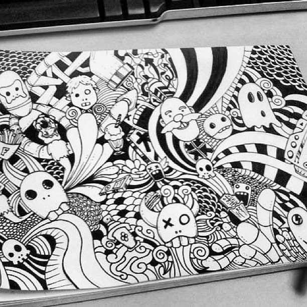 Throw Back Full Page Doodle Tbt Throwback Doodle Draw