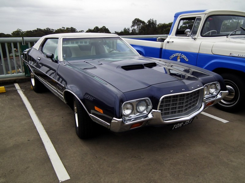 1972 ford cars » 1972 Ford Gran Torino Sport coupe   1972 Ford Gran Torino Sp      Flickr     1972 Ford Gran Torino Sport coupe   by sv1ambo