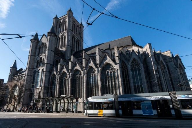 Qué ver en Gante. Iglesia San Nicolas