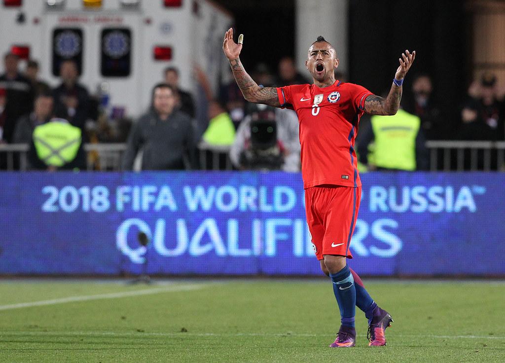 Chile 2-1 Perú