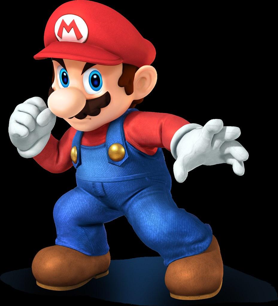 SSB4 Mario Lets A Fight Reino Do Cogumelo Flickr