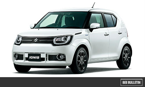 Upcoming Cars In India 2017, Budget Cars in India - Maruti Ignis
