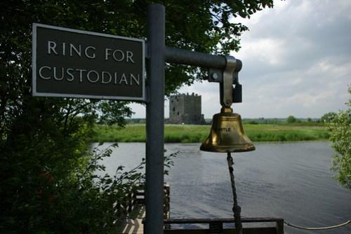 Ring for Custodian