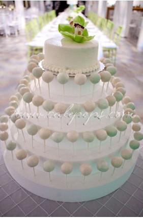 Wedding Cake Pop Display Photography Wwwcapturedbyjen