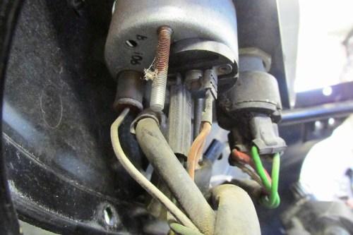Volt Meter Wires
