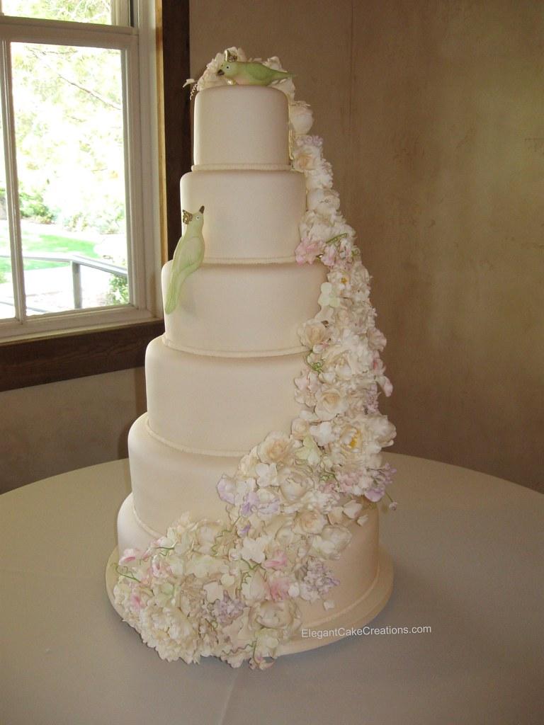 Six Tier Wedding Cake The Ultimate Wedding Cake 468