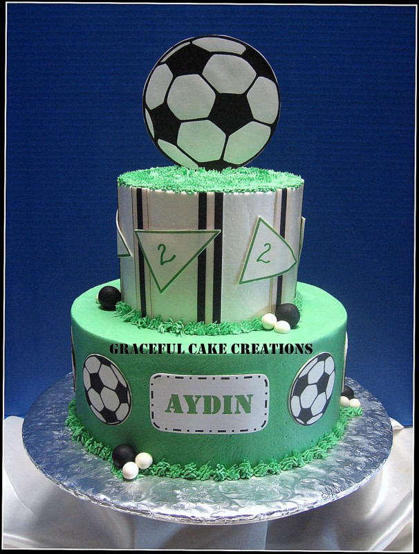Soccer Themed Birthday