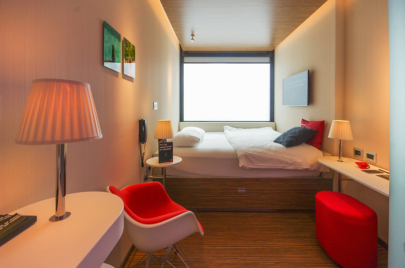 Rooms Review: Hotel Review: CitizenM New York Times Square