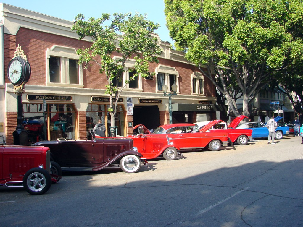 Firemans Car Show Redlands CA 5 28 12 1 In A