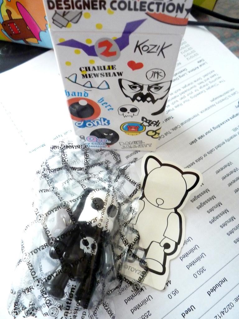 Qee Key Chain Collection 2 - Raymond Choy 20120317_113242