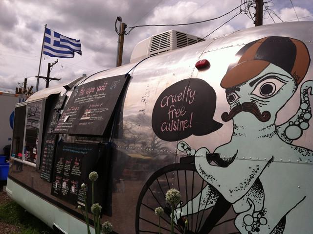 The Vegan Yacht Cruelty Free Cuisine Vegan Food Truck