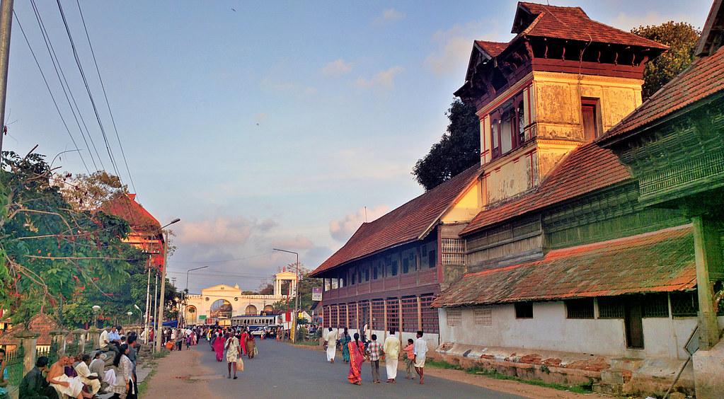 Puthenmalika Palace Museum Trivandrum Kerala Thejas