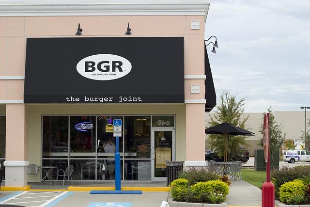 Bgr Burger Joint Logo