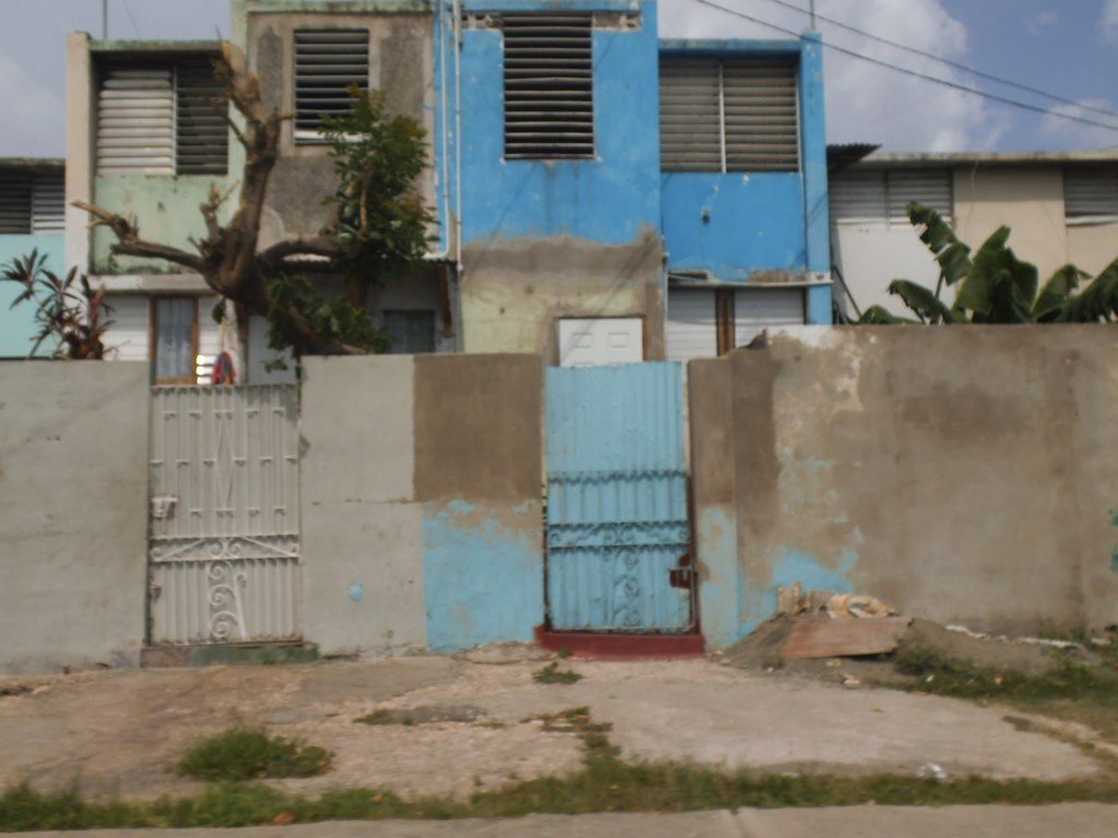 Trench Town Jamaica Map