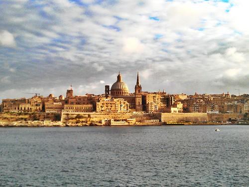 Patrimonio de la Humanidad en Europa y América del Norte. Malta. Ciudad de La Valletta.