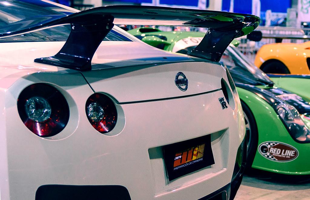 Nissan GT-R exposición zero300
